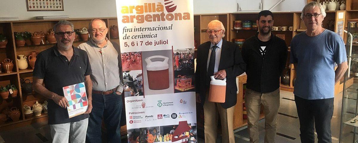 Presentacio Argilla 2019