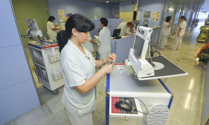 Treballadors de l'Hospital