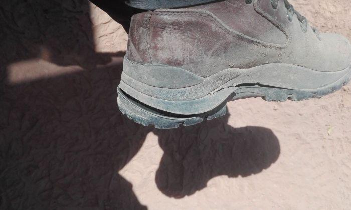 Les botes dels bombers de Mataró