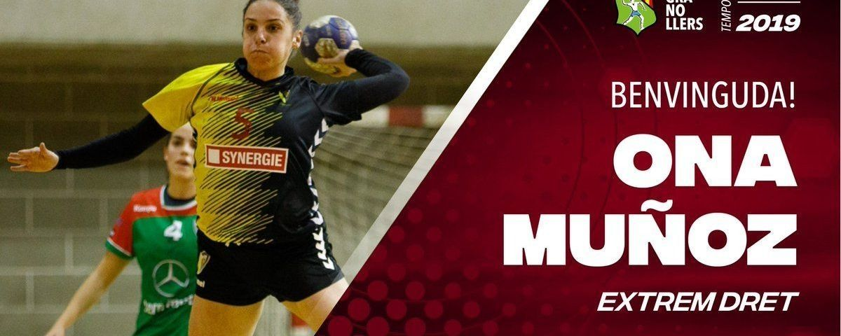 Ona Muñoz torna a casa.