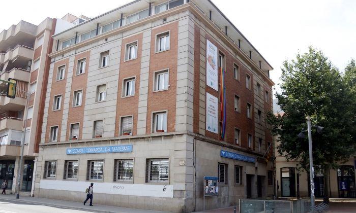 El consell comarcal. Foto: ACN