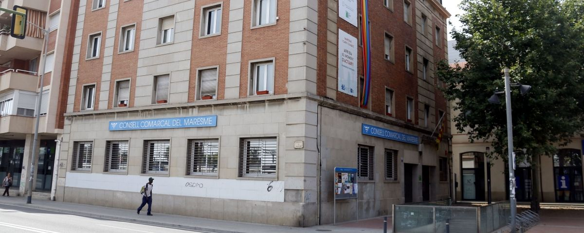 El consell comarcal. Foto: ACN