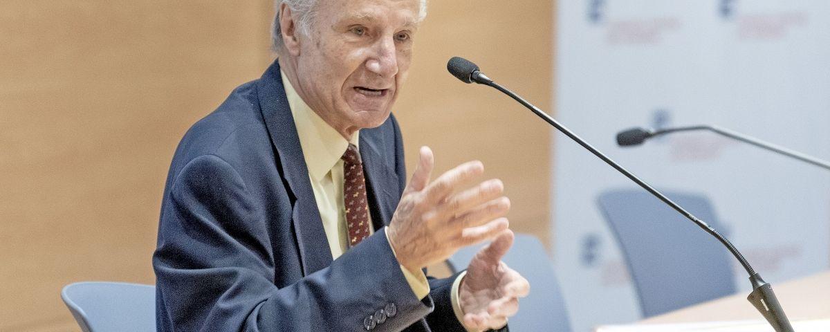 Joan Majó, alcalde de Mataró de 1979 a 1983