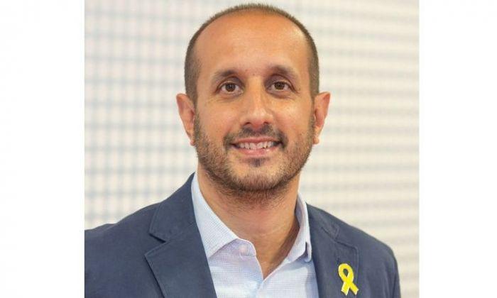 Damià del Clot, nou president del Consell Comarcal. Foto: Ajuntament Vilassar de Mar