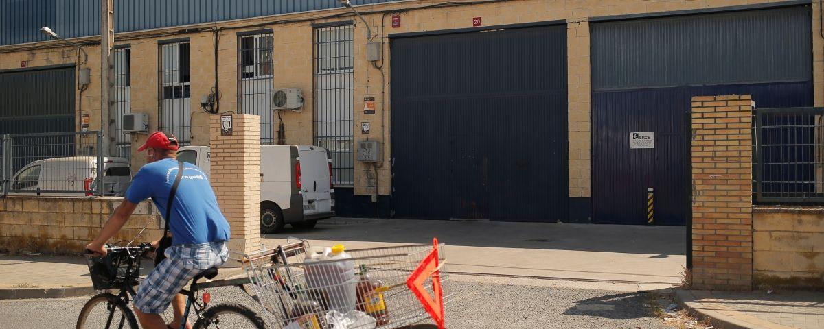 La fàbrica Magrudis a Sevilla, focus del brot de listeriosi. Foto: ACN