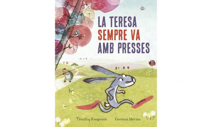 """""""La Teresa sempre va amb presses"""", Timothy Knapman"""