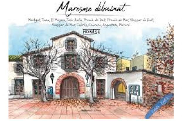 Maresme dibuixat, Montserrat Sanchis