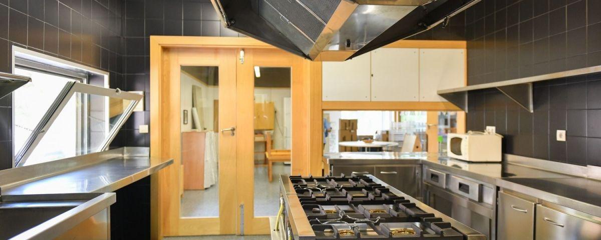 La nova cuina a l'Escola El Tabalet. Foto: R.Gallofré