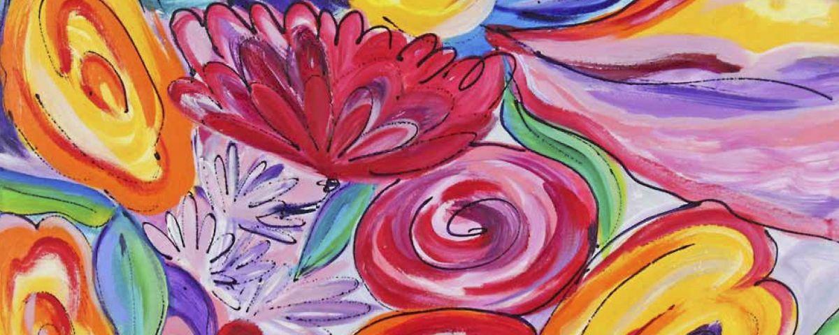 """""""L'expressionisme de la natura"""", Mercè Flores"""