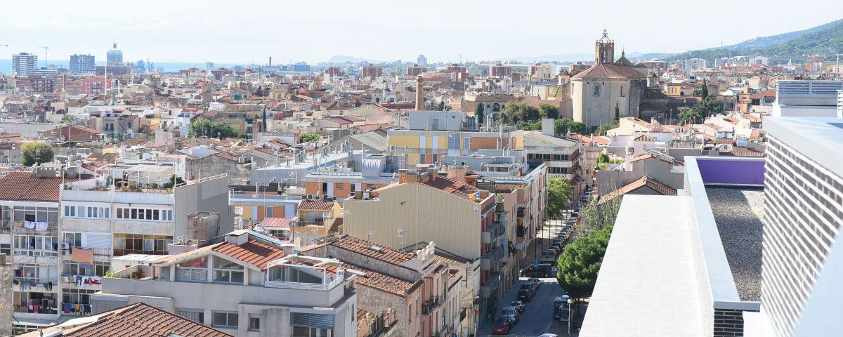 Vista de Mataró
