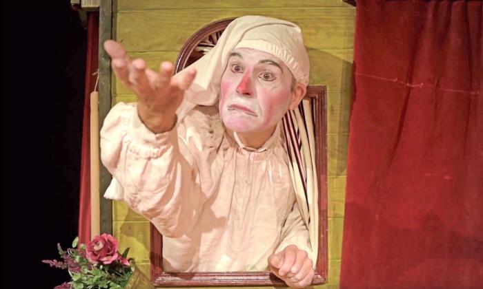 """Carrousel"", Pámboli Circus"