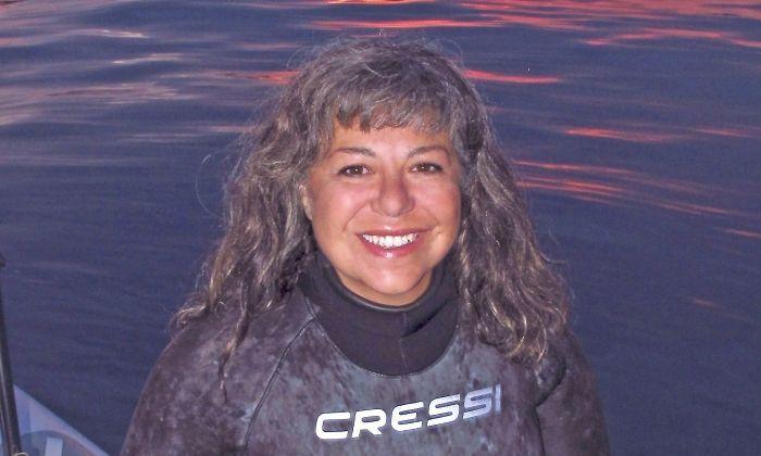 Susi Navarro. Foto: Cedida