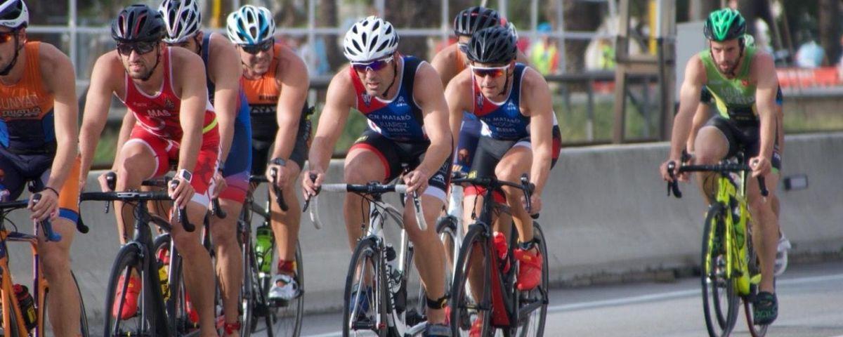 Un instant de la cursa. Foto: CN Mataró