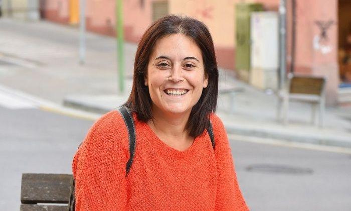 Membre de l'AMPA de l'Àngela Bransuela. Foto: R. G.
