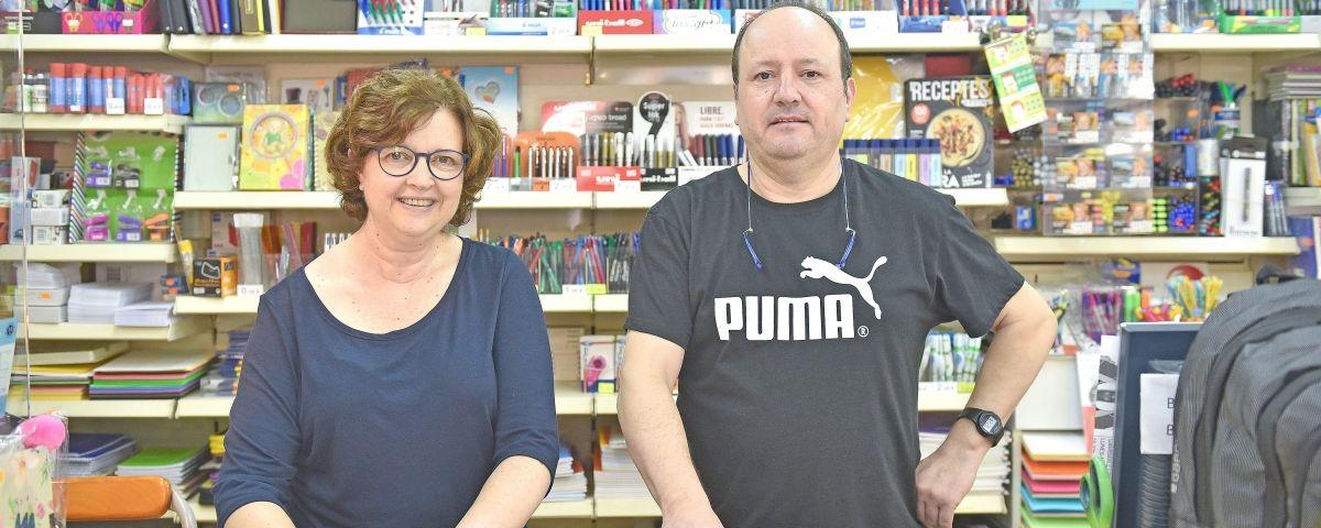 Rosa Maria i Ramon Balada