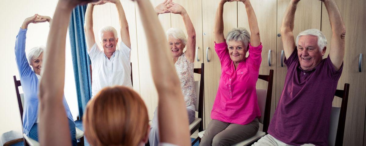 Activitats per la gent gran
