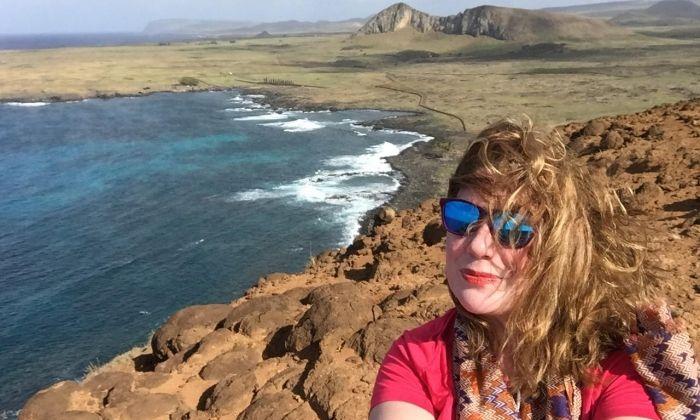 Graupera, a les Illes Galápagos. Foto: S. G.