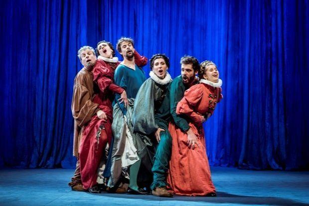 La tendresa, T de Teatre i Dagoll Dagom