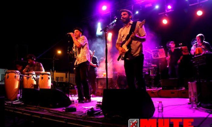 La banda Electric Gozzarella