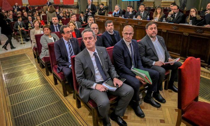 Judici procés. Foto ACN