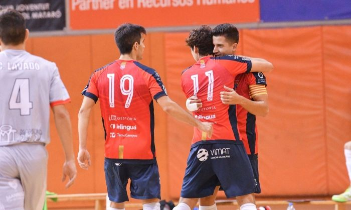 Futbol sala Futsal Mataró. Foto: R.Gallofré