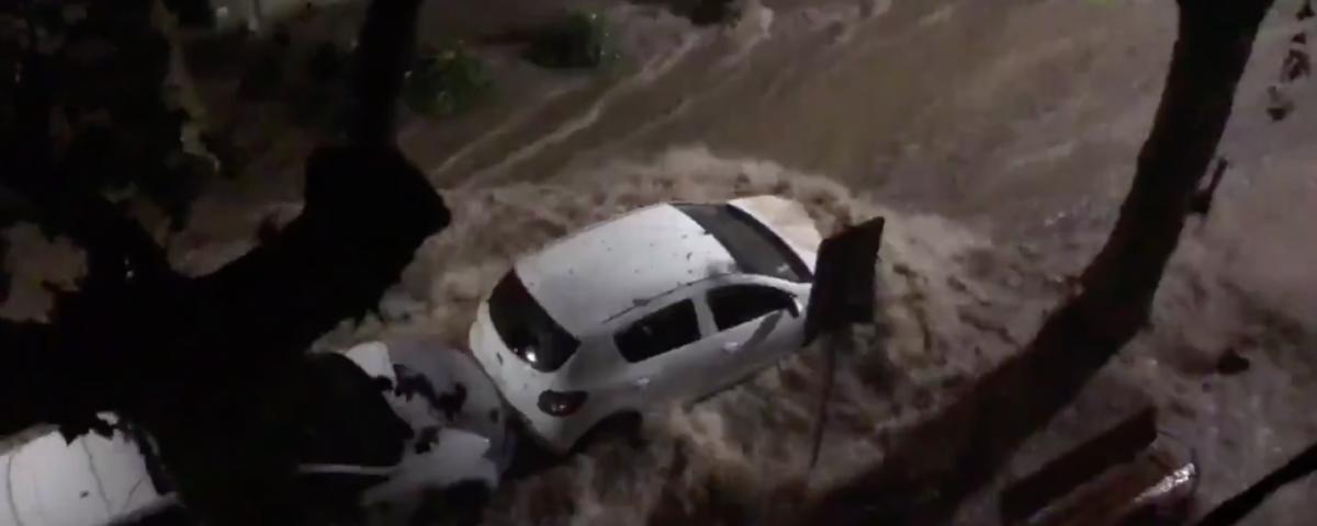 Imatge del vídeo de Sergi Ojeda a xarxes socials.