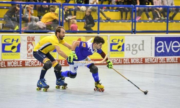 Un partit d'aquesta temporada. Foto: R.Gallofré