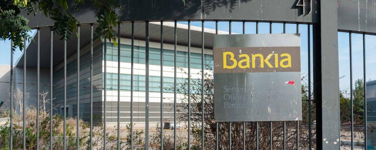 Antic edifici de Bankia. Foto: R.Gallofré