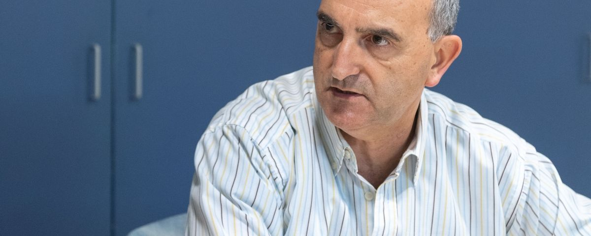 El primer Tinent d'Alcalde i regidor de Serveis Centrals, Juan Carlos Jerez. Foto: R.Gallofré