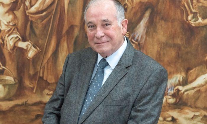 El president, Vicenç Mora.