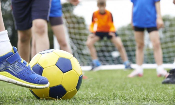 Esport infantil i juvenil. Foto: arxiu