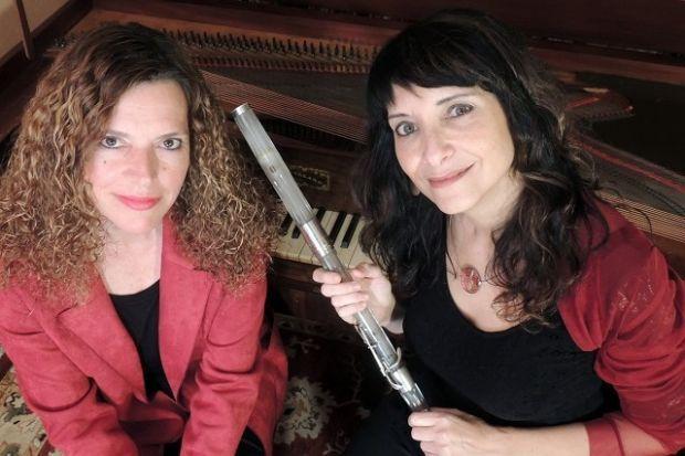 Montserrat Gascón i Marina Rodríguez