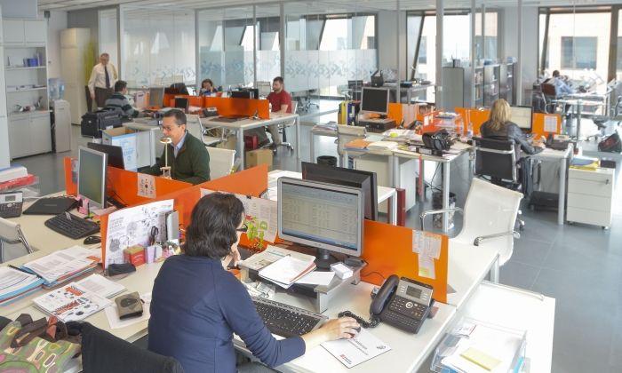 La seu de TIC Salut i Social a Mataró