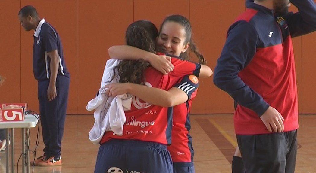 El Futsal Aliança femení segueix sumant i veu possible salvar-se.