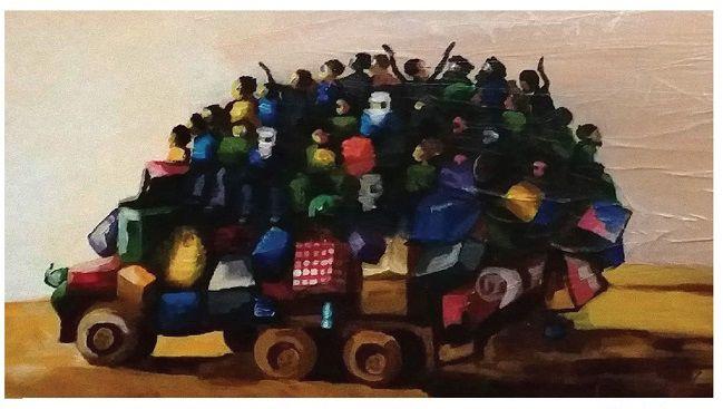 """""""Migració, més enllà de la discriminació i el prejudici"""", René Jean Amba"""