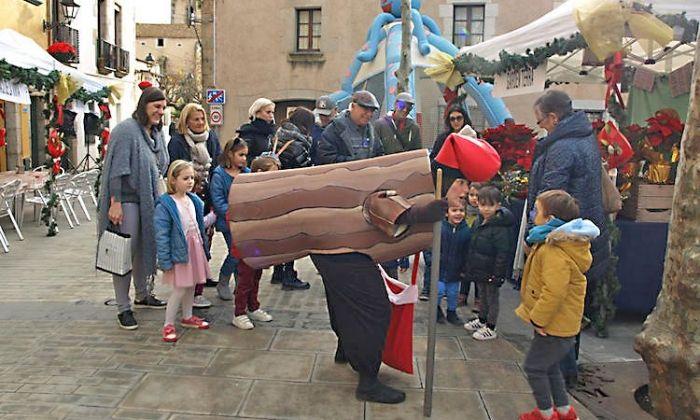 Fira de Nadal a Sant Vicenç de Montalt