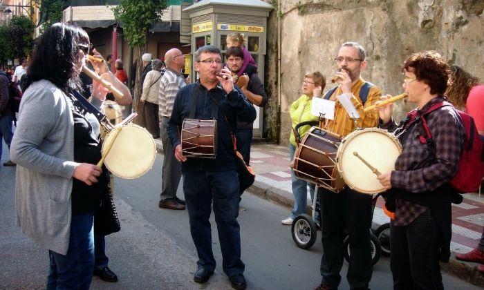 'Dimecres Flabiol' oferiran nadales solidàries