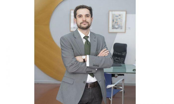 El nou gerent de NEM. Foto: R. G.