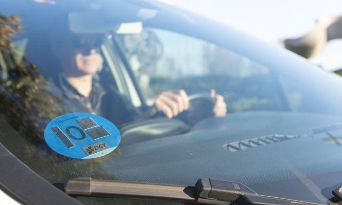 cotxe elèctric tipus portada