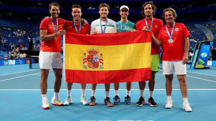 el combinat espanyol amb Ramos.
