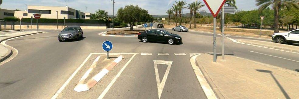 Una de les carreteres. Foto: Diputació
