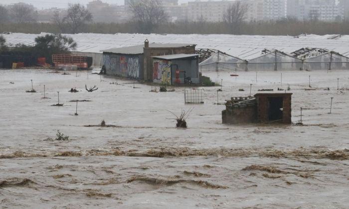 El Maresme ha estat molt castigat pel temporal.