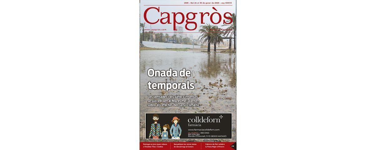 La revista Capgròs de la setmana.