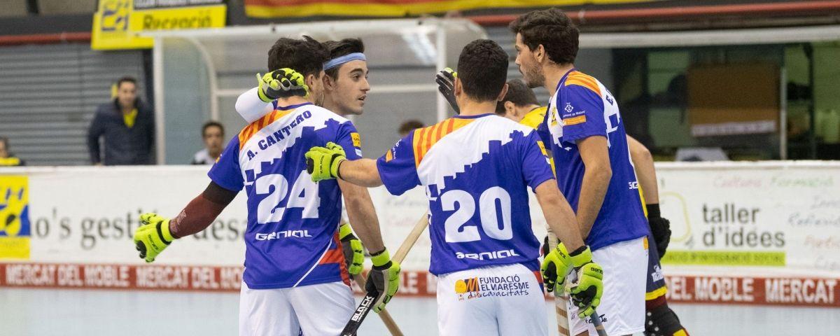 Nova victòria del CH Mataró. Foto: R.Gallofré
