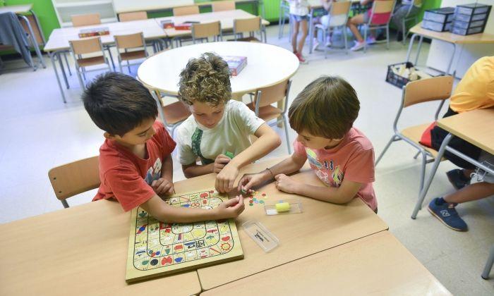 nens escola primària