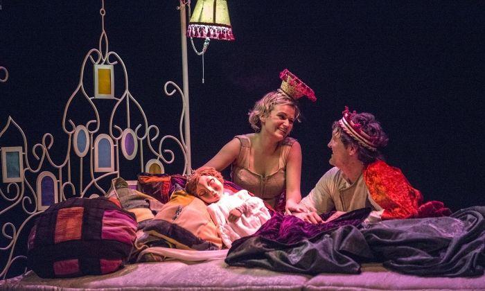 """""""L'Endrapasomnis"""", Teatre al Detall"""
