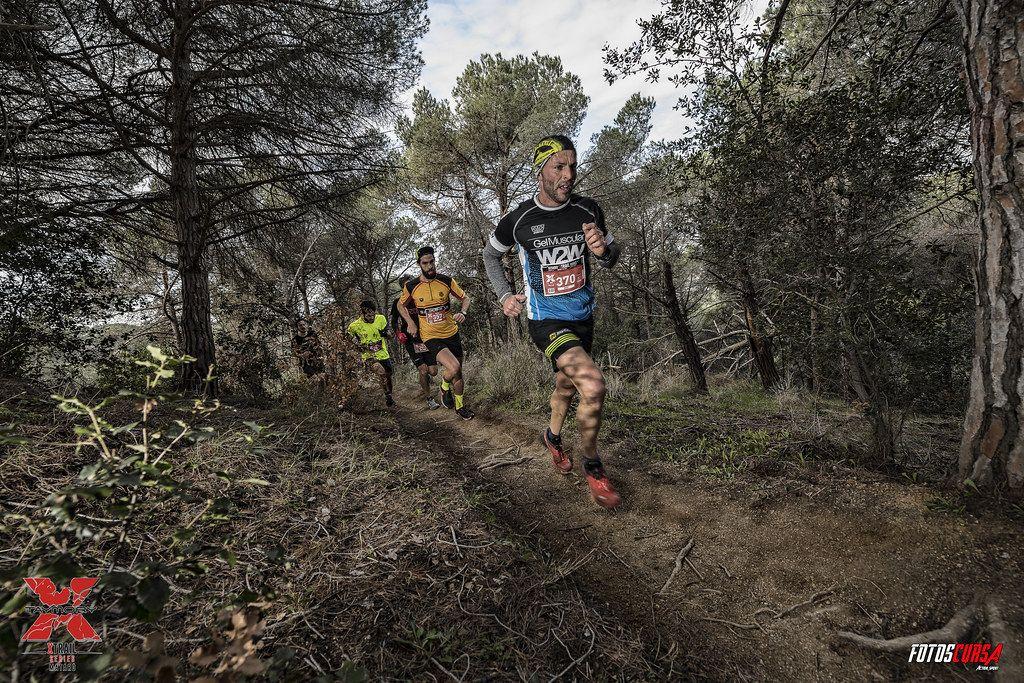 La Xtrail de 2018. Foto: Xtrail Series Mataró
