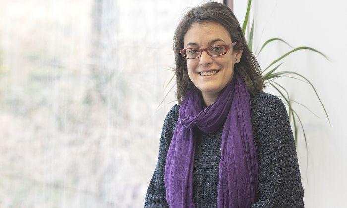 La regidora Sarai Martínez. Foto: R. G.