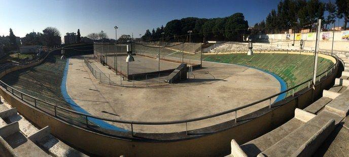 L'equipament esportiu del velòdrom municipal de Mataró. Foto: Ajuntament de Mataró