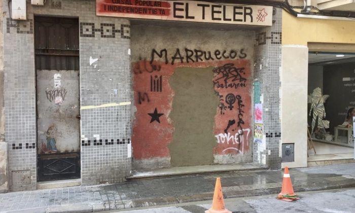 L'edifici del Camí Ral. Foto: Ajuntament de Mataró